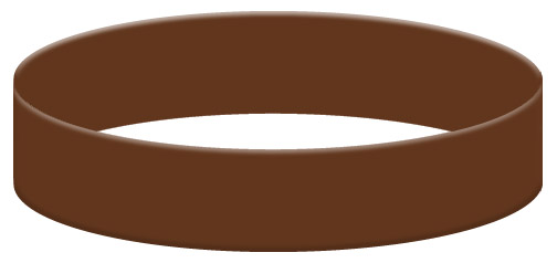 Wristband Color Example - Brown